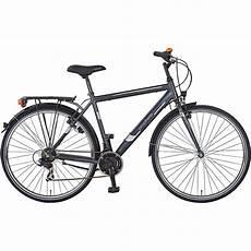 fahrrad herren prophete trekking fahrrad alu 28 quot entdecker 7 0 herren