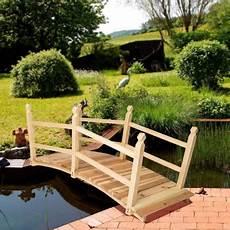 pont en bois jardin pont de jardin cielterre commerce