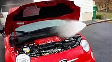 2013 fiat 500 abarth engine detail