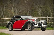 38 Bugatti Type 57 Stelvio Cabriolet Hitting The Auction