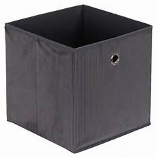 faltbox 30 x 30 x 30 cm in grau