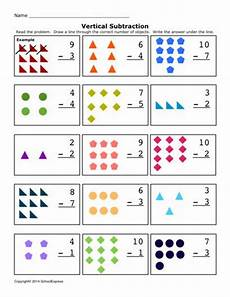 subtraction objects worksheets 10212 schoolexpress 19000 free worksheets create your own worksheets
