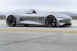 Infiniti Prototype 10 Concept Ushers In Electrification
