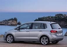 Volkswagen Golf Sportsvan Specs Photos 2014 2015