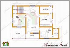 2 bedroom house plans kerala style 19 delightful 2 bhk house plans house plans