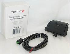 new tomtom rider 2 motorcycle dock mount cable 2nd