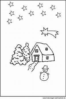 Malvorlage Haus Weihnachten Ausmalbilder Weihnachten Jesu Geburt Genial Malvorlage
