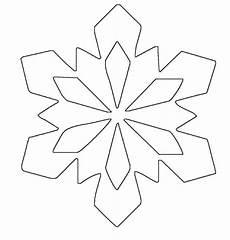 kostenlose malvorlage schneeflocken und sterne 13
