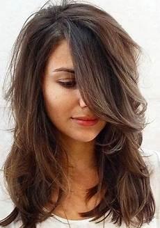 Coupe Mi Longue Dégradée Les Meilleures Coupes De Cheveux Pour La Rentr 233 E