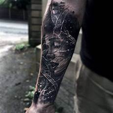 Männer Tattoos Arm - top 100 best forearm tattoos for unique designs