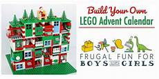 Build Your Own Lego Advent Calendar Bricksfanz