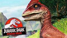 jurassic world evolution deinonychus jurassic park