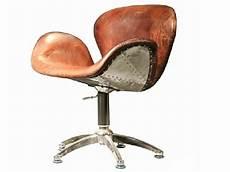 chaise de bureau retro