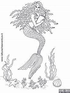 Unterwasserwelt Malvorlagen Xl Meerjungfrau 12 Malvorlagen Xl