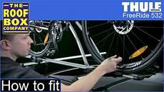 thule freeride cycle rack no 532