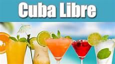 cuba libre cocktail rezept selber machen cola