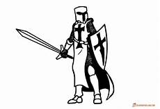 knights coloring pictures and print out for free
