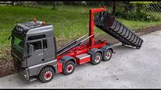 lkw rc modelle rc truck stunning 1 14 5 container tgx 8x8 made by