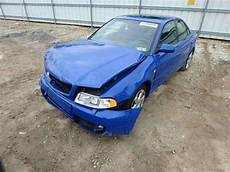 find used 2002 audi s4 b5 turbo 6 speed salvage wrecked damaged rebuildable repairable hit in