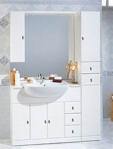 mobili bagno economici mobile bagno cleo cm 100 30 con lavabo semincasso bh
