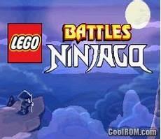 Lego Ninjago Malvorlagen Rom Lego Battles Ninjago Rom For Nintendo Ds Nds
