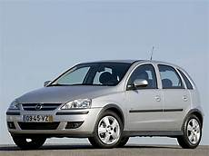 2003 Opel Corsa C Pictures Information And Specs Auto