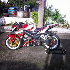 Vixion Modif by 109 Modif Yamaha Vixion Lama Modifikasi Motor Vixion Terbaru