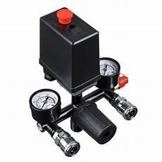 220v 380v Compressor Pressure Switch Valve by 220v 380v Air Compressor Pressure Switch Air Valve