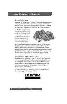 manual repair free 2002 toyota sequoia security system 2002 toyota sequoia problems online manuals and repair information