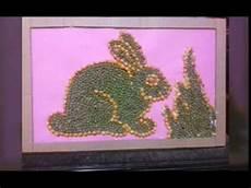 Cara Membuat Mozaik Kolase Dari Bahan Alami