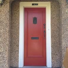 red front door benjamin moore caliente ideas for big