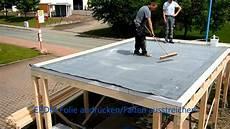 dachdecken mit dachpappe dachprotect epdm dach erstellen