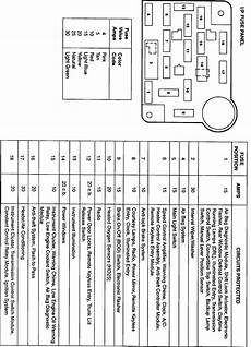 90 mustang fuse box diagram solved fuse diagram for a 1996 ford mustang gt fixya