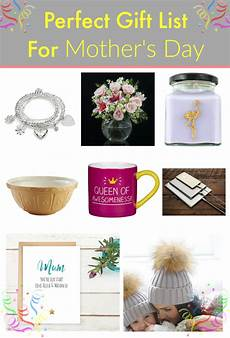 Mothers Day Gifts For