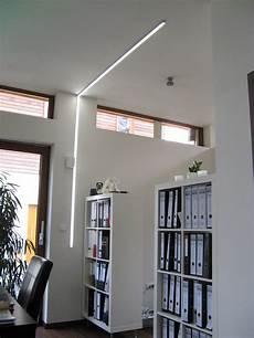 Beleuchtung Mittels Led Lichtlinien