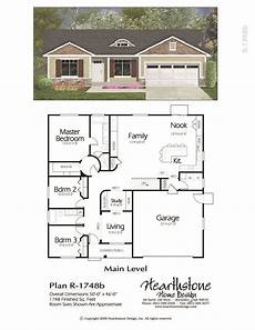 craftsman rambler house plans traditional rambler home plan in 2020 rectangle house