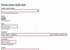 add form item error styling to bartik inline with seven s
