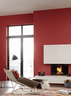 rote wandfarbe wohnzimmer in rot in 2019 wandgestaltung wohnzimmer