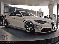 Tuning Konzept Des Neuen Alfa Romeo Giulia Tuningblog Eu