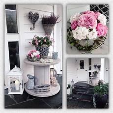 bilder deko hauseingang garten deko dekoration und dekorieren