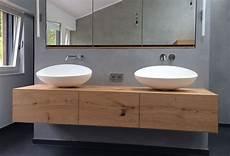 waschtischunterschrank für aufsatzwaschbecken holz waschtisch h 228 ngend schreinerei badezimmer in 2019