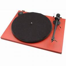 pro ject audio systems essential ii stereo turntable