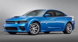 Display The 2020 Dodge Charger SRT Hellcat Widebody