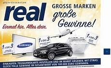 Auto Gewinnspiel Real Grossemarken Aktion 2018