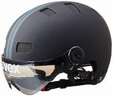 uvex city v 410189097 fahrradhelm test 2017