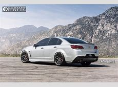 Wheel Offset 2017 Chevrolet Ss Flush Lowered On Springs