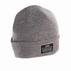 and jones bonnet homme gris uni blz