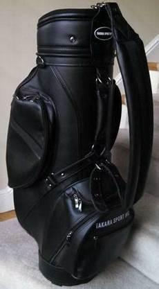 used golf cart bag ebay