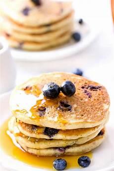 fluffy vegan blueberry quinoa pancakes simply quinoa
