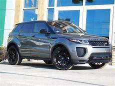New 2019 Land Rover Range Rover Evoque Hse Dynamic Sport